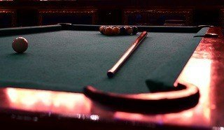 Professional pool table setup in Tucson content img2